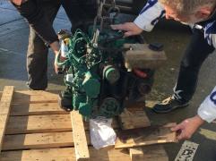 inspection des moteurs