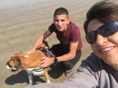 promenade avec Manouia