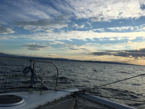 la mer, le ciel, Doyle